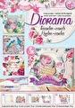 Studiolight Block - 3D Utstansat - Diorama, Roses