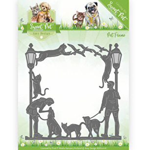 Amy Design Dies - Sweet Pet Frame - Amy Design Dies - Sweet Pet Frame