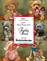 Felicita Design Toppers - Teddy Bear