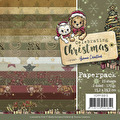 Yvonne Creations Pappersblock - Celebrating Christmas
