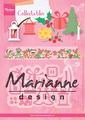 Marianne design Dies - Collectables - Elinés Christmas Decoration