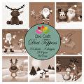 Dixi Toppers - Tomten & Rudolf