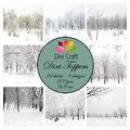 Dixi Toppers - Vinterlandskap i färg