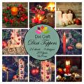 Dixi Toppers - Julljus i färg
