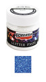 Pentart - Fine Glitter Paste - Dark Blue, 50 ml