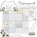 Amy Design Pappersblock - Brocante Christmas