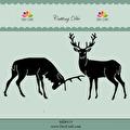 Dixi Craft - Dies - Reindeers