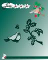 by Lene - Dies - Bird on Branch