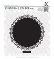 Xcut Embossingfolder - 15 x 15 cm