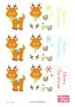 Pyzzlix egna 3D klippark - Reindeer