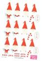 Pyzzlix egna 3D klippark - Santa with a stick