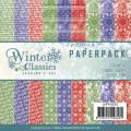 Jeaninés Art Pappersblock - Winter Classics