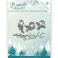 Jeaninés Art Dies - Winter Classics - Winter birds