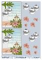 Barto Design - 3D Klippark – Julgranskulor på kvist