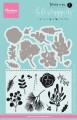 Marianne design Stämpel & Dies - Giftwrapping Twigs & Twine