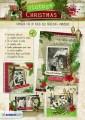 Studiolight Block - 3D utstansat - Vintage Christmas