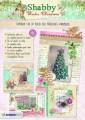 Studiolight Block - 3D utstansat - Shabby - Winter Christmas