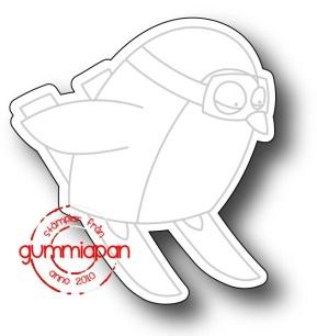 Gummiapan Dies  - Gunde - Gummiapan Dies - Gunde