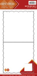 Card deco Dies - Frame Card - Card deco Dies - Frame Card