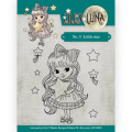 Yvonne Creations - Clearstamp - Lilly Luna - 3 Little Star