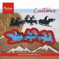 Marianne Design - Dies - CreaTables Santa is Coming