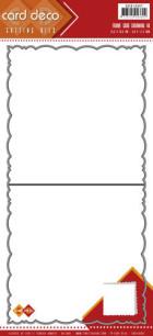 Card deco Dies - Frame Card Charming - Card deco Dies - Frame Card Charming