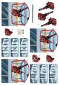 Dan design 3D Klippark - Ishockey