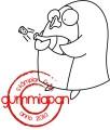 Gummiapan Stämpel - Åkesson