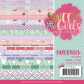 Yvonne Creations Pappersblock - Sweet Girls