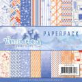 Jeaninés Art Pappersblock - Wintersports