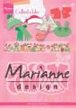 Marianne Design Dies - Elinés Outfit