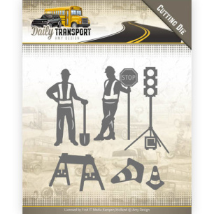 Amy Design Dies - Daily Transport - Road Construction - Amy Design Dies - Daily Transport - Road Construction
