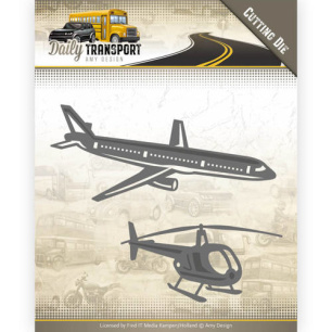 Amy Design Dies - Daily Transport - Through the Air - Amy Design Dies - Daily Transport - Through the Air