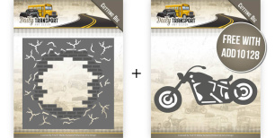 Amy Design Dies - Daily Transport - Brick in the Wall + Bike - Amy Design Dies - Daily Transport - Brick in the Wall + Bike