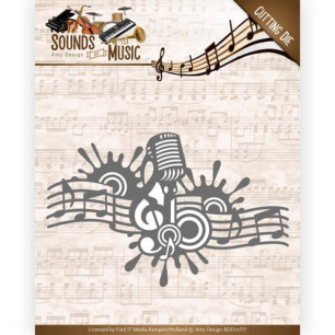 Amy Design - Dies - Sounds of Music - Music Border - Amy Design - Dies - Sounds of Music - Music Border