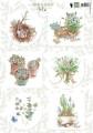 Marianne design Klippark - Herbs & Leaves
