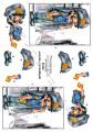 Dan-Quick 3D Klippark - Polistjej