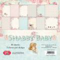 Craft & You - Pappersblock - Shabby Baby