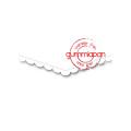 Gummiapan Dies - Scalloped Oval Pierced Bannner