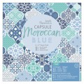 Pappersblock - Capsule - Moroccan Blue