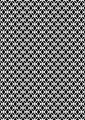 Mix Media Stencil A5 - Pattern 5