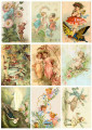 Reprint - Klippark - Carina K - Fairies