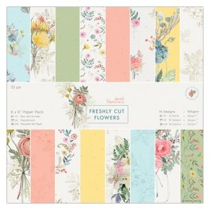 Pappersblock - Freshly Cut Flowers - Pappersblock - Freshly Cut Flowers