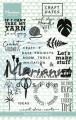 Marianne Design Clearstamp - Craft Dates 1