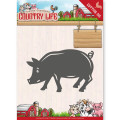 Yvonne Creations Dies - Country Life Pig