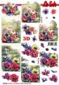 Le Suh 3D Klippark - Blommor