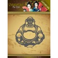 Amy Design Dies - Oriental - Happy Buddha