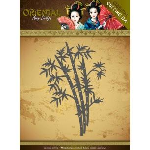 Amy Design Dies - Oriental - Bamboo - Amy Design Dies - Oriental - Bamboo