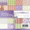 Precious Marieke Pappersblock - Timeless Flowers