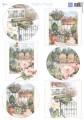 Marianne Design Klippark - Mattie´s Mooiste - Garden